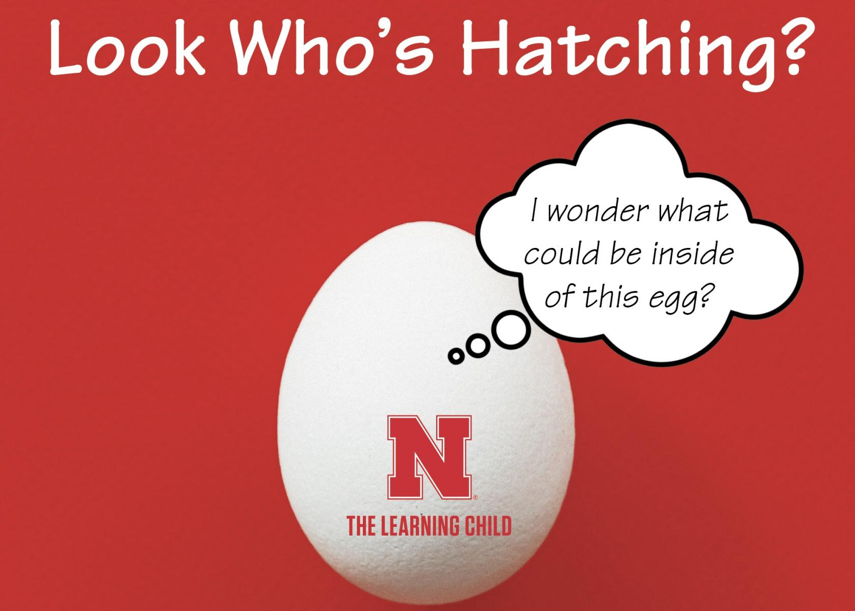 Look Who's Hatching Logo