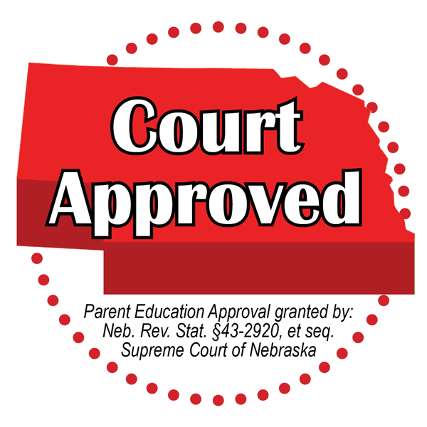 Court Approved by the Supreme Court of Nebraska Graphic