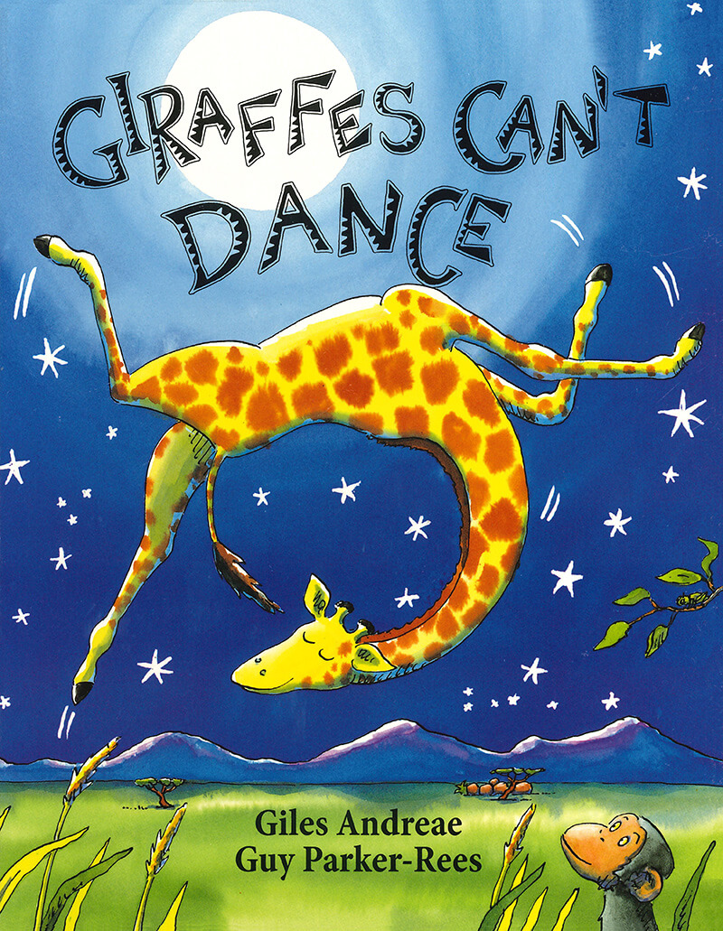 'Giraffes Can't Dance